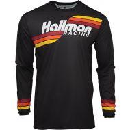 Thor 2021 Hallman Tres Jersey Black