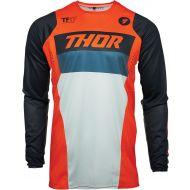 Thor 2021 Pulse Racer Jersey Orange/Midnight