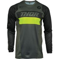 Thor 2021 Pulse Racer Jersey Army