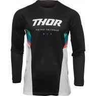 Thor 2022 Pulse React Jersey White/Black