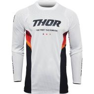 Thor 2022 Pulse Air React Jersey White/Midnight