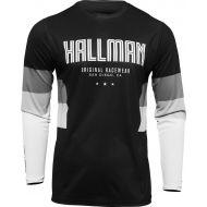 Thor 2022 Hallman Differ Draft Jersey Black/White