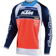 Troy Lee Designs SE Pro Jersey Boldor Team Orange/Navy