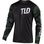 Troy Lee Designs GP Jersey Camo Green/Black