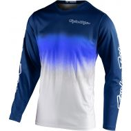 Troy Lee Designs GP Jersey Stain'd Navy/White