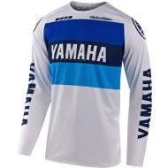 Troy Lee Designs SE PRO Yamaha L4 Jersey White