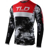Troy Lee Designs SE Ultra Jersey Grime Black/Rocket Red