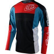 Troy Lee Designs SE Pro Jersey Quattro Navy/Red
