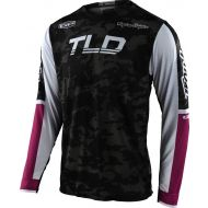 Troy Lee Designs GP Air Jersey Veloce Camo Black/Glo Green