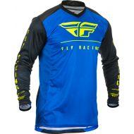 Fly Racing 2020 Lite Jersey Blue/Black/Hi-Vis