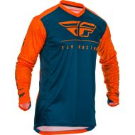 Fly Racing 2020 Lite Jersey Orange/Navy