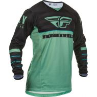 Fly Racing 2020 Kinetic K120 Jersey Sage Green/Black