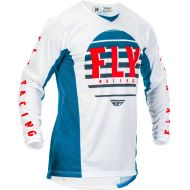 Fly Racing 2020 Kinetic K220 Jersey Blue/White/Red