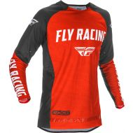 Fly Racing 2021 Evolution DST Jersey Red/Black/White