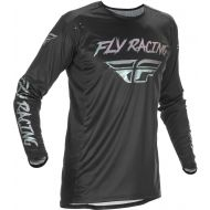 Fly Racing 2021 Lite SE Jersey Black/Fusion