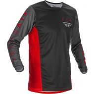 Fly Racing 2021 Kinetic K121 Jersey Red/Grey/Black