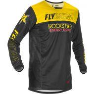 Fly Racing 2021 Rockstar Jersey Yellow/Black