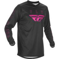 Fly Racing 2021 F-16 Jersey Black/Pink