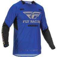 Fly Racing 2022 Evolution DST Jersey Blue/Black