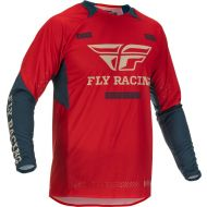 Fly Racing 2022 Evolution DST Jersey Red/Grey