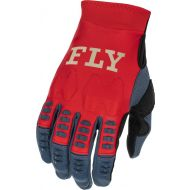 Fly Racing 2022 Evolution DST Gloves Red/Grey