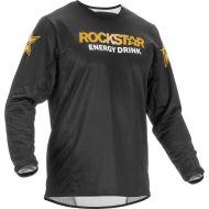 Fly Racing 2022 Kinetic Rockstar Jersey Black/Gold