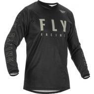 Fly Racing 2022 F-16 Jersey Black/Grey