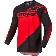 Alpinestars 2022 Racer Supermatic Jersey Black/Bright Red