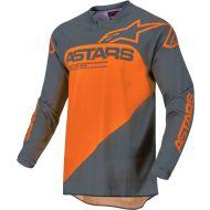 Alpinestars 2022 Racer Supermatic Jersey Anthracite/Orange
