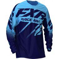 FXR 2020 Clutch MX Jersey Blue/Midnight Fade