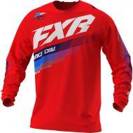 FXR 2021 Clutch MX Jersey Red