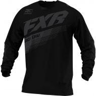 FXR 2021 Clutch MX Jersey Black Ops