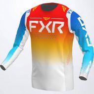 FXR 2022 Helium Jersey Blue/Tangerine