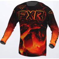 FXR 2022 Podium Jersey Magma