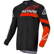 Alpinestars 2022 Racer Chaser Youth Jersey Black/Bright Red