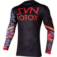 Seven Zero 20.1 Ethika Colab Youth Compression Jersey Red