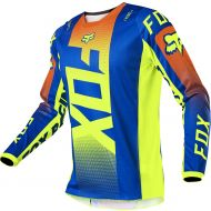 Fox Racing 2021 180 Oktiv Youth Jersey Blue