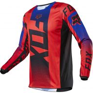 Fox Racing 2021 180 Oktiv Youth Jersey Flo Red