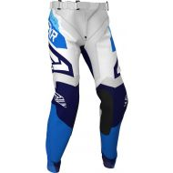 FXR 2020 Clutch Air Youth MX Pant White/Navy/Blue