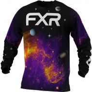 FXR 2021 Clutch Youth MX Jersey Astro
