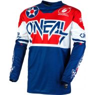 O'Neal 2020 Element Youth Jersey Warhawk Blue/Red