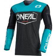 O'Neal 2021 Mayhem Hexx Youth Jersey Black/Teal