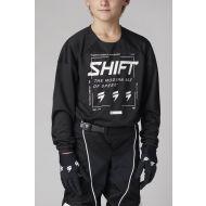 Shift MX White Label Bliss Youth Jersey Black/White