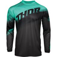 Thor 2021 Sector Vapor Youth Jersey Mint/Charcoal