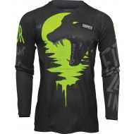 Thor 2022 Pulse Counting Sheep Youth Jersey Charcoal/Acid