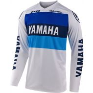 Troy Lee Designs GP Yamaha L4 Youth Jersey White