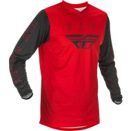 Fly Racing 2021 F-16 Youth Jersey Red/Black