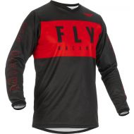 Fly Racing 2022 F-16 Youth Jersey Red/Black
