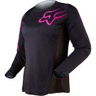 Fox Racing Blackout Womens Jersey Black/Pink