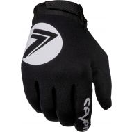 Seven Annex Dot Gloves Black